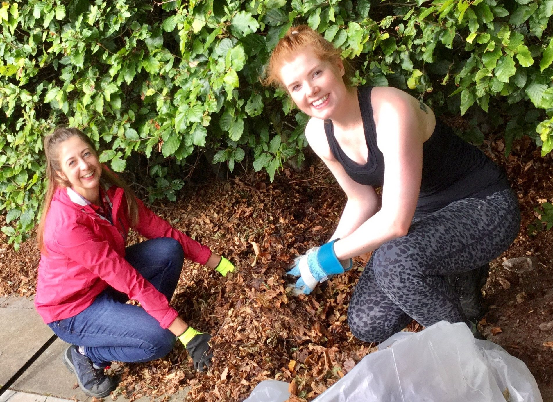 Sutherland CRS clear up day